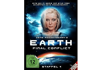 Gene Roddenberry's Earth:Final Conflict - Staffel 4 [DVD]