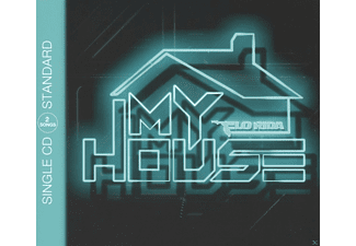 Flo Rida - My House [5 Zoll Single CD (2-Track)]