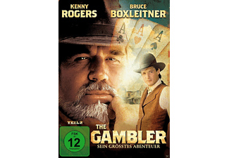 The Gambler: The Adventure Continues - (DVD)