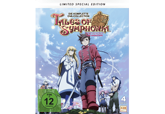 Tales of Symphonia - (Blu-ray)