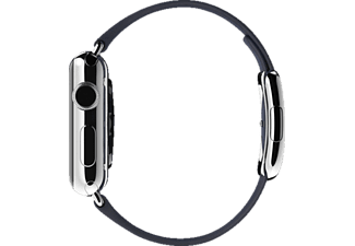 APPLE MJ5D2, Lederarmband, Apple, Mitternachtsblau