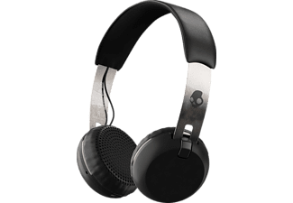 SKULLCANDY Grind wireless, Over-ear Kopfhörer, Schwarz