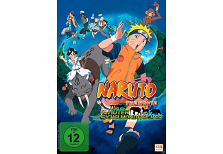Naruto The Movie 3 - Die Hüter des Sichelmondreiches [DVD]