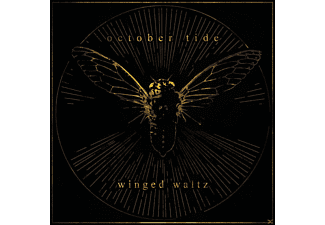 October Tide - Winged Waltz - (CD)