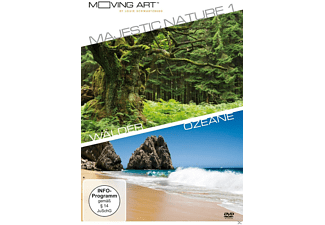 Majestic Nature 1 - (DVD)