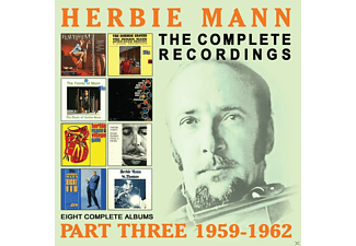 Herbie Mann - The Complete Recordings: Part Three 1959-1962 - (CD)