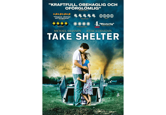 Take Shelter Thriller DVD