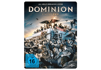Dominion Staffel 2 - (Blu-ray)
