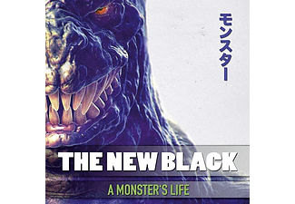 The New Black - A Monster's Life (CD)