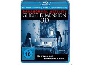 Paranormal Activity: The Ghost Dimension - (3D Blu-ray (+2D))