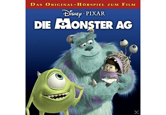Die Monster AG - (CD)