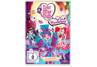 Ever After High: Auf ins Wunderland - (DVD)