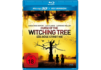 Curse Of The Witching Tree-Das Böse Stirbt Nie - (3D Blu-ray)