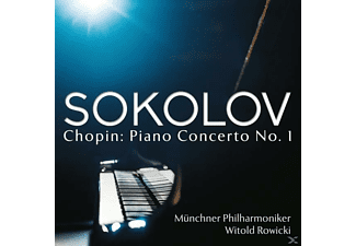 Witold Rowicki, Münchner Philharmoniker, Sokolov Grigory - Rediscovered-Chopin Piano Concert 1 - (CD)