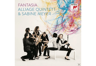 Alliage Quintett - Fantasia [CD]