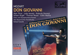Rafael Kubelik - Don Giovanni [CD]