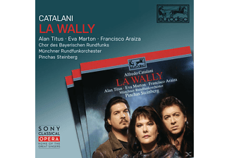 Pinchas Steinberg - La Wally - (CD)