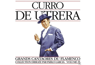 Curro De Utrera - Grands Cantaores Du Flamenco V.25 - (CD)