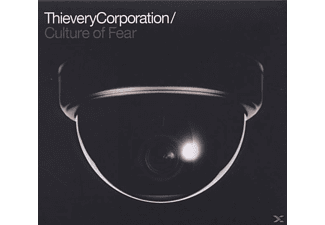 Thievery Corporation - Culture Of Fear - (CD)