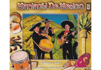 VARIOUS - Magico Latino: Mariachi De Mexico - (CD)