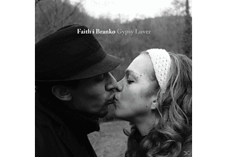 Faith I Branko - Faith I Branko-Gypsy Lover - (CD)