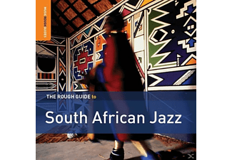 VARIOUS - Rough Guide: South African Jazz (2.Ed.) - (CD)
