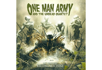 One Man Army And The Undead Quartet - 21st Century Killing Machine (Digipak) [CD]