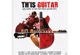 Guitar - Th'is Guitar [CD]