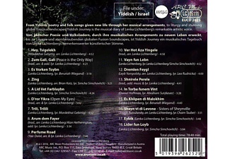 Lenka Lichtenberg - Yiddish Journey: The Music Of Lenka Lichtenberg - (CD)