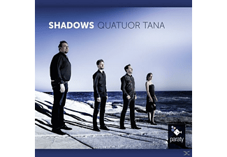 Quatuor Tana - Shadows - (CD)