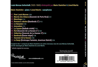 Mario Stantchev, Lionel Martin - Jazz Before Jazz - (CD)