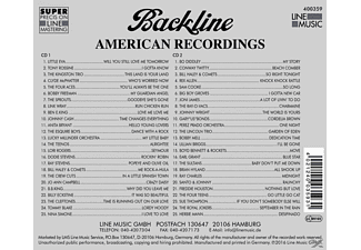 Various - Backline Vol.359 - (CD)