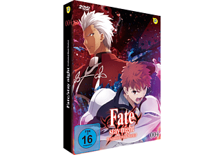 004 - Fate/stay night [DVD]