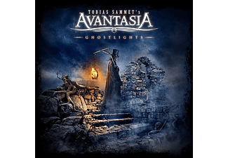 Avantasia - Ghostlights (CD)