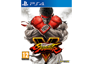 ARAL Street Fighter V PlayStation 4 Oyun