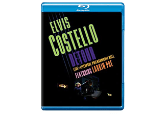 Detour Live At Liverpool Philharmonic Hall Blu-ray