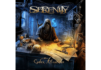 Serenity - Codex Atlanticus - Limited Edition (Digipak) (CD)