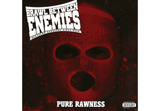Brawl Between Enemies - Pure Rawness [CD]