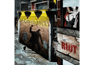Mr Riot - Same Old Town - (CD)