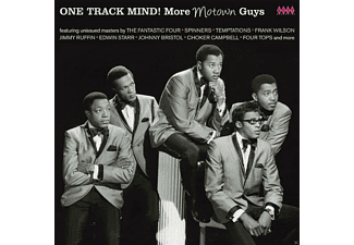 VARIOUS - One Track Mind! More Motown Guys - (CD)