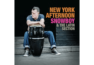 Snowboy & The Latin Section - New York Afternoon [CD]