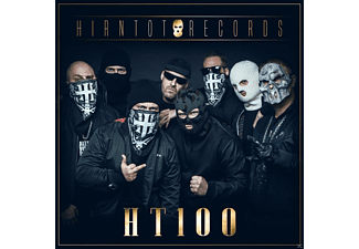 Hirntot Posse - Hirntot Records-Ht100 [CD]