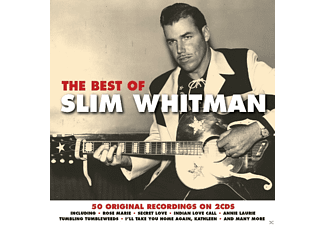 Slim Whitman - Best Of - (CD)