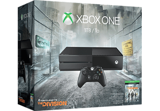 MICROSOFT Xbox One 1TB bundle Tom Clancy The Division