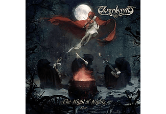 Elvenking - The Night of Nights - Live (CD + DVD)