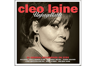 Cleo Laine - Unforgettable - (CD)