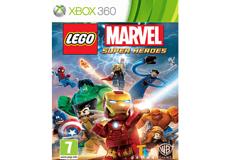 Super heroes spel