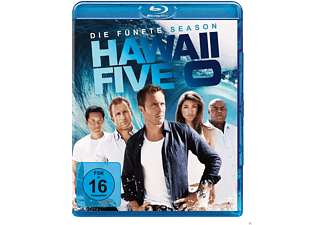 Hawaii Five-O - Staffel 5 - (Blu-ray)
