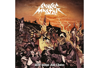 Savage Master - With Whips And Chains (Ltd.Coloured Vinyl) - (Vinyl)