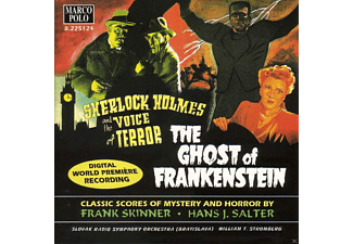 Slovak Radio Symphony Orchestra - Ghost Of Frankenstein/+ - (CD)